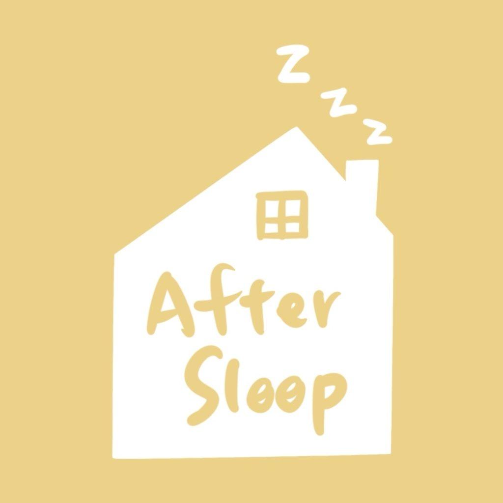 睡飽再說|AfterSleep|網站識別圖檔