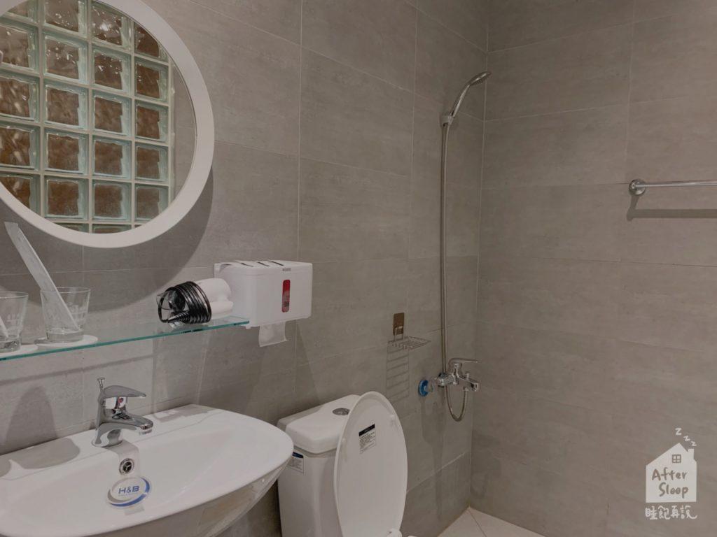 彰化|H.Suite華泰宿|衛浴