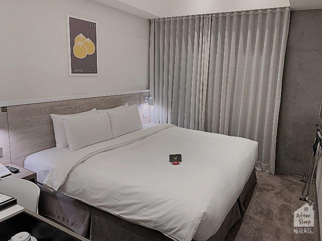 台北 新驛旅店 房間內裝