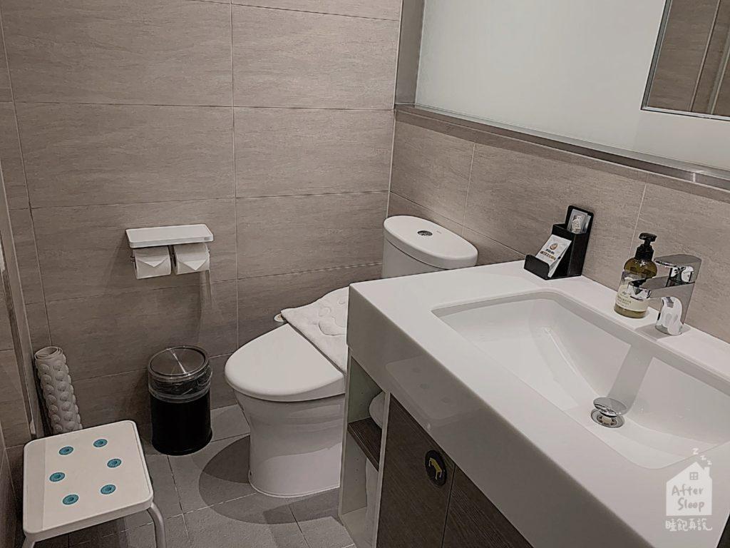台北 新驛旅店 衛浴設備
