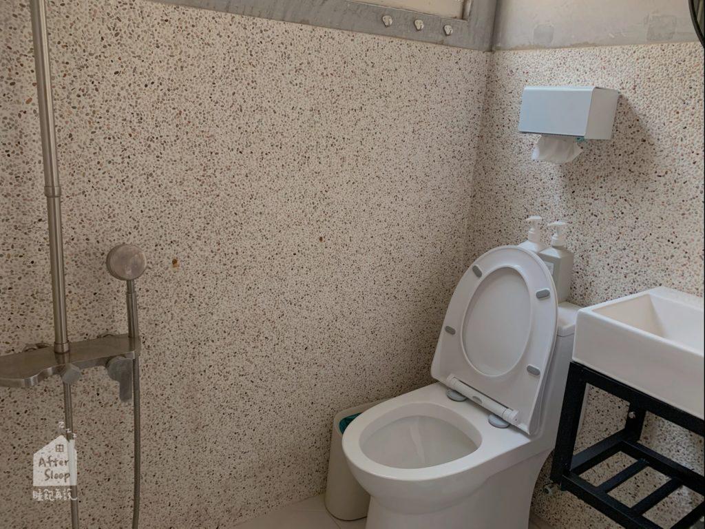 高雄|眷待期休憩所|廁所2