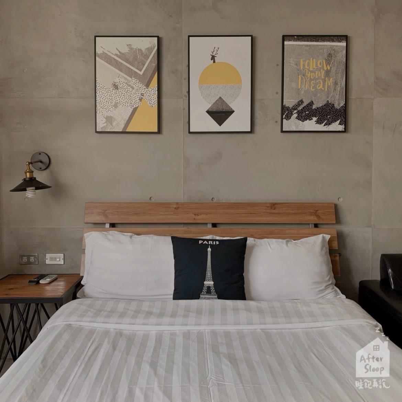 台南|慕特公寓|Cosette珂賽特