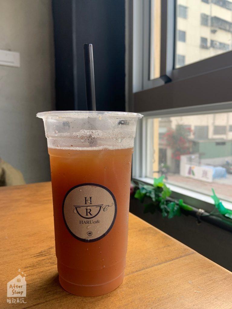 高雄 哈露咖啡 冰紅茶