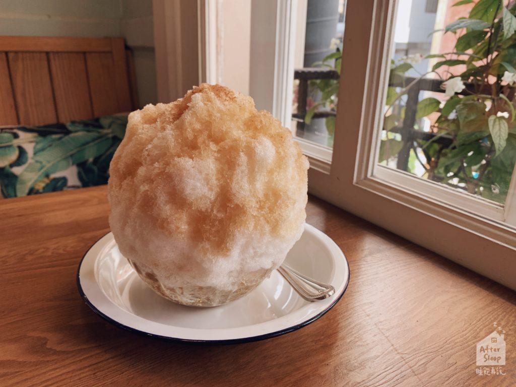 高雄|南海製冰|手炒糖刨冰
