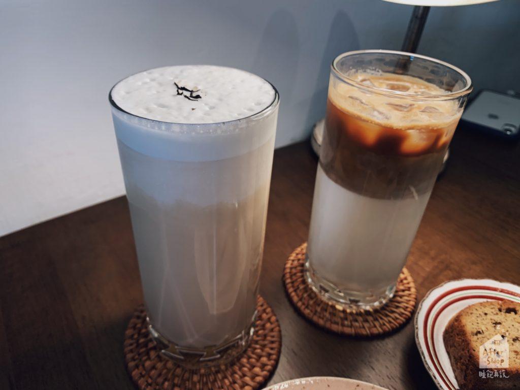 雲林崙背 鴻咖啡 拿鐵
