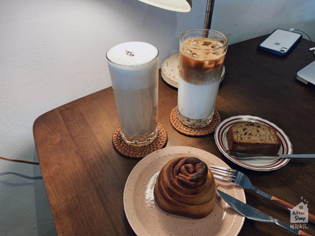 雲林崙背 鴻咖啡 餐點
