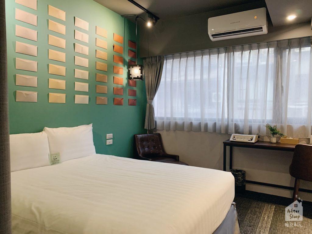 台北西門 町記憶旅店3館 雙人房