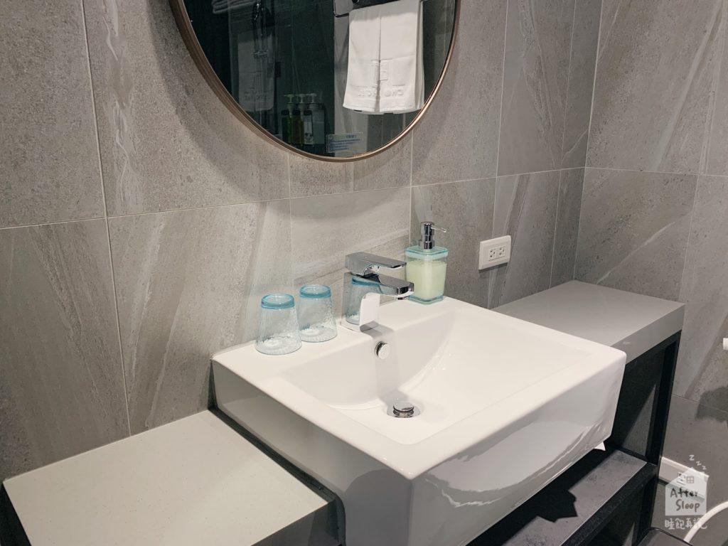 台北西門 町記憶旅店3館 洗手台
