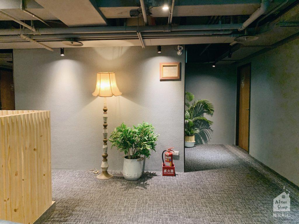 台北西門 町記憶旅店3館 走廊