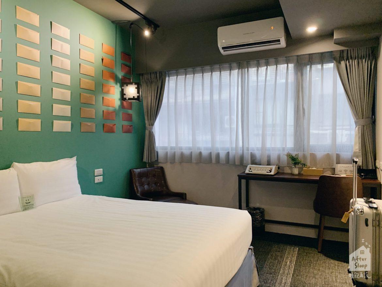 台北西門 町記憶旅店3館